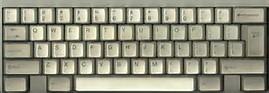 QWERTY Typewriter Keyboard
