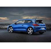 2014 Volkswagen Scirocco Facelift Revealed  Carscoza