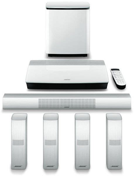 bose lifestyle 650 home entertainment system white price