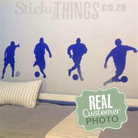 soccer wall sticker soccer wall decal football wall sticker south africa