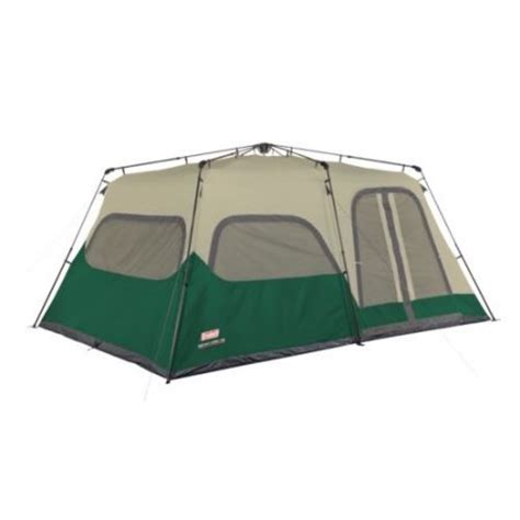 Coleman 10 Person Instant Cabin Tent by Coleman 10 Person Hub Instant Tent Walmart