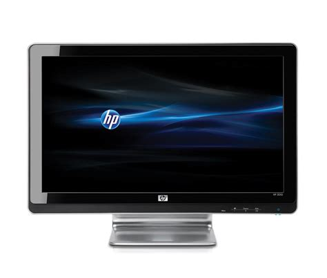 Monitor Lcd Forsa hp 2010i 20 inch diagonal hd ready lcd monitor black computers accessories