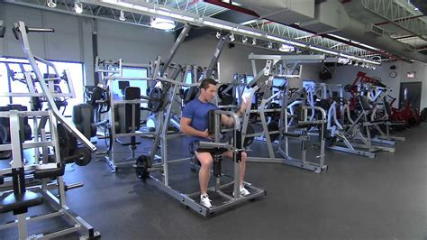 How To Make Weight Bench Hammer Strength Plate Loaded Front Lat Pulldown