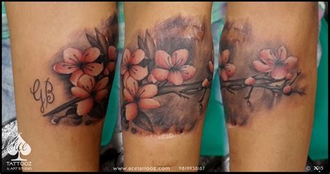 tattoo cover up permanent scar cover up tattoo with flowers ace tattooz