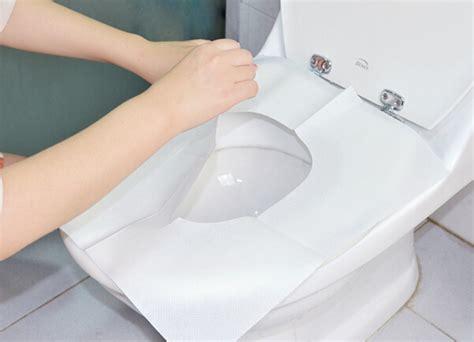 Disposable Toilet Mats by 30pcs Disposable Toilet Mat Antibacterial Waterproof Seat