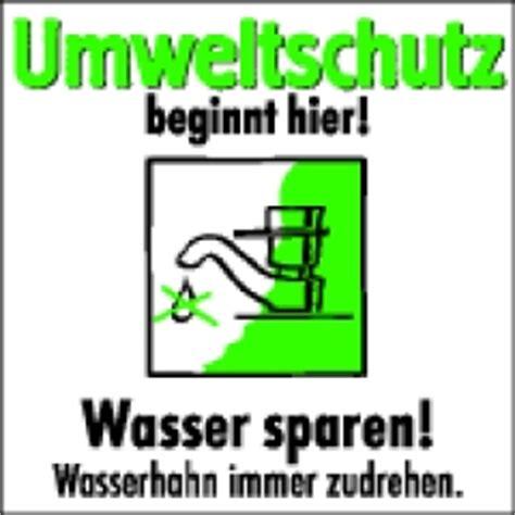 In Welche Richtung Wasserhahn Zudrehen by Kennzeichnung De Der Schilder Shop Wasser