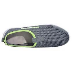 Sepatu Casual Santai Sneakers Pria Wakai Murah Slip On 5 sepatu slip on kasual pria size 42 gray