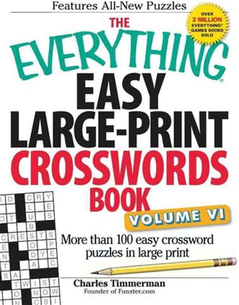 the everything large print tv word search book volume 2 120 must see word searches for tuned inâ tv fans books word word search the everything easy large print