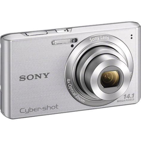 Kamera Sony Cybershot W610 sony cyber dsc w610 digital silver dscw610 b h