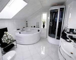 Decoration Ideas For Bathrooms All White Bathroom Ideas Thelakehouseva