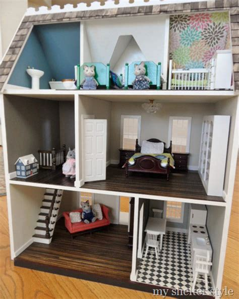 hobby lobby doll house kits dollhouse from hobby lobby kit calico critters pinterest dollhouse kits