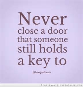 Closed Door Quotes by Closing Doors Quotes Quotesgram