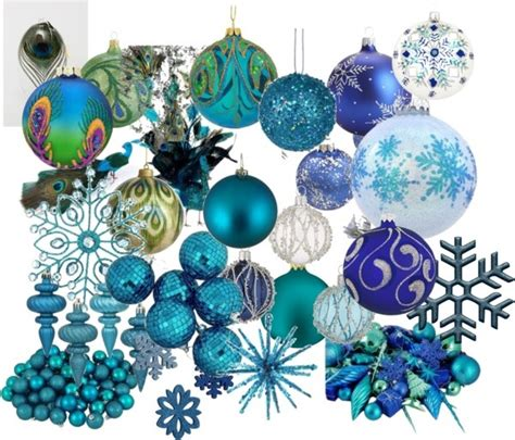 teal christmas tree lights 53 best images about peacock christmas on pinterest