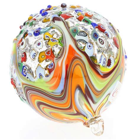 christmas tree ornaments venetian mosaic murano glass