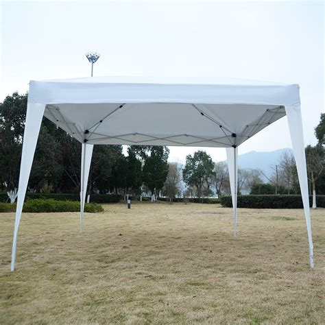 8 x 10 canopy gazebo 10 x 10 ez pop up canopy tent gazebo