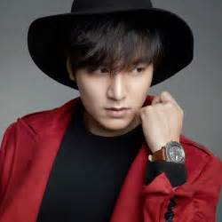 Guy candy new photos of lee min ho as the perfect watch model
