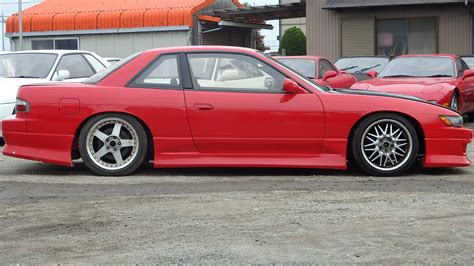 jdm nissan silvia nissan silvia s13 turbo 1991 for sale in japan at jdm expo