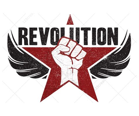 revolution logo templates great for magazines blogs