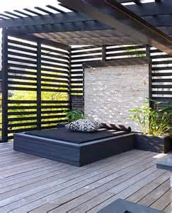 terrasse lounge moderne terrassengestaltung coole lounge m 246 bel im