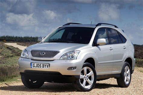 lexus rx300 lexus rx 300 2003 2009 used car review car review