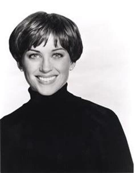 haircut of the late 70 dorothy hammil short wedge haircut from 1980 cute short cropped wedge