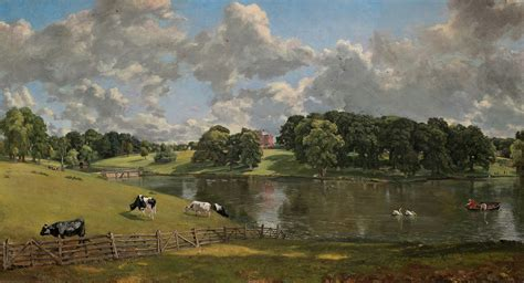 Landscape Artists Uk Great Britons Constable The Landscape Painter Who
