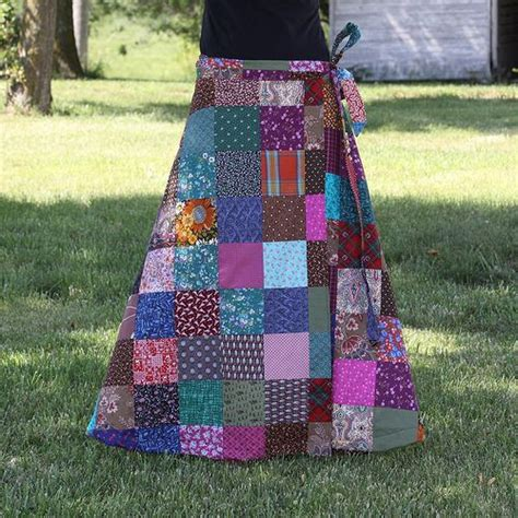 Patchwork Hippie Skirts - 17 best ideas about patchwork skirts on