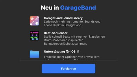 Garageband Update 2017 Garageband 2 3 Update Bringt Iphone X Support Eine Neue