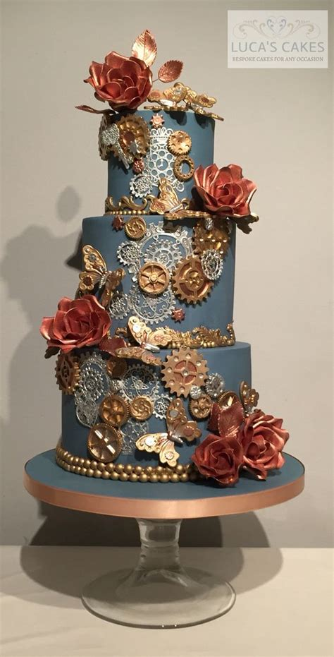 victorian themed birthday cakes steunk wedding steunk wedding cake and steunk on
