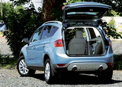 advertiser.ie new ford kuga van adds commercial appeal