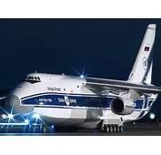 An 124 The World's Jumbo Freighter  Russian Aviation
