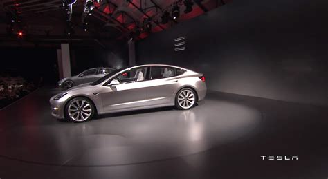 tesla model 3 awd tesla model 3 will be rwd awd a 5k option gets spaceship steering system