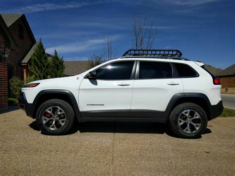 2016 jeep cherokee sport lifted 2016 jeep cherokee lifted news reviews msrp ratings