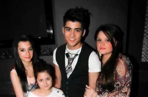 fotos de la familia de zayn malik todo sobre 1d familias