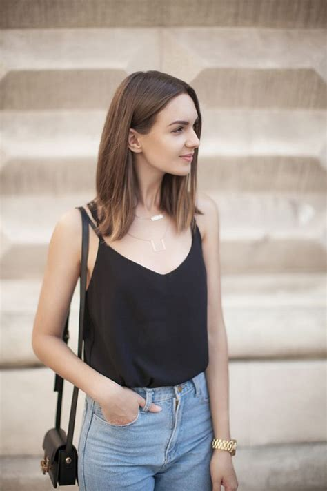 style tips    wear cami top outfit ideas