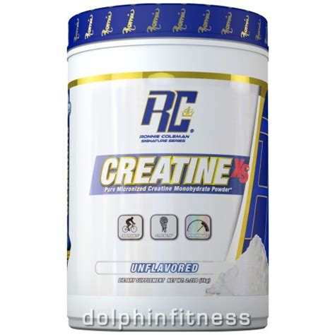 Creatine Xs 120 Serving ronnie coleman creatine xs 400 servings