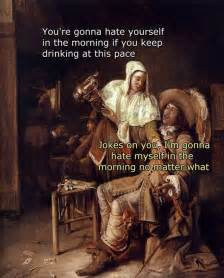 Oil Painting Meme - fun with classic art page 2