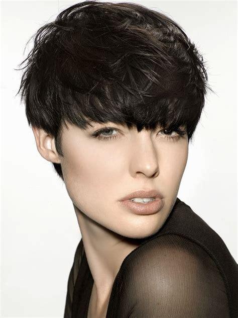 full forward short hair styles fryzury kr 243 tkie katalog fryzur 2017
