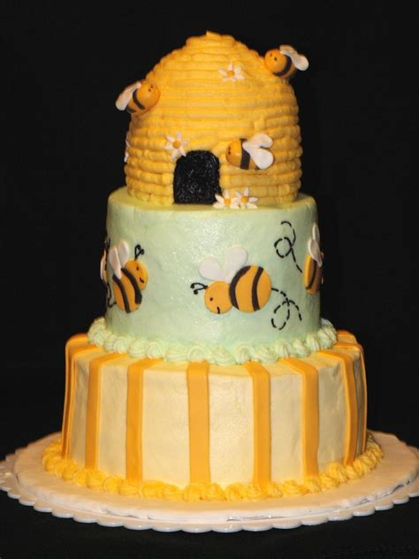 Bumble Bee Cakes For Baby Shower by Bumble Bee Cakes Decoration Ideas Birthday Cakes