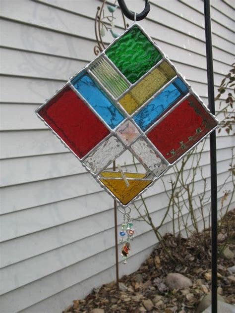 17 best images about stained glass birdfeeders on