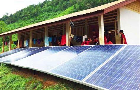 solar energy lighting systems solar home lighting system powers rural india