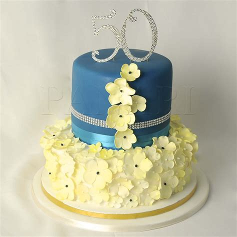 50th Birthday Cakes by Pin 50th Birthday Cake Ideas On