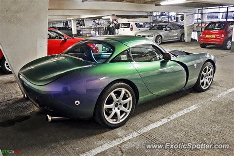 Tvr Tuscan Problems Tvr Tuscan Spotted In Harrogate United Kingdom On 03 22