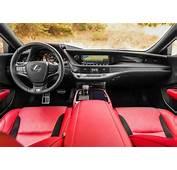 2018 Lexus LS 500 F Sport Price Interior Specs Release