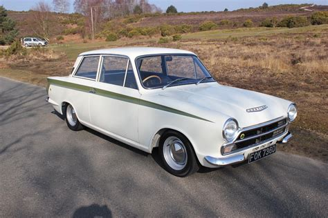 1966 Ford Lotus Cortina by 1966 Ford Lotus Cortina Mk1 Costs More Than A Used Nissan Gt R