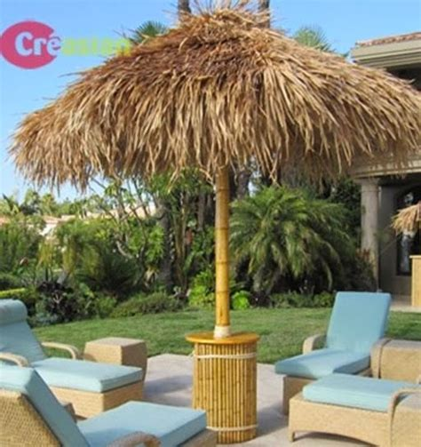quality bamboo and asian thatch build thatch umbrellas tiki huts bars w tabletops decor w