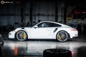 Porsche Gy3 Meet The 2016 Porsche 911 Gt3 Rs In The Us Gtspirit