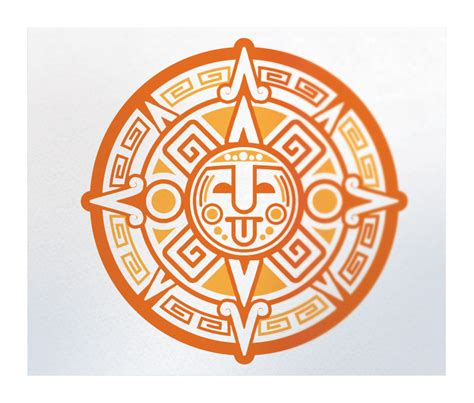 aztec pattern logo flotsam jetsam aztec art art clipart and art images
