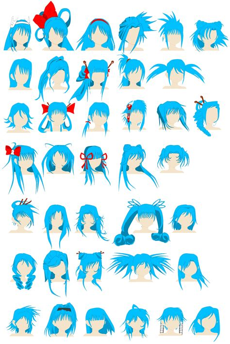 girl hairstyles deviantart cute hairstyles by spellcaster723 on deviantart