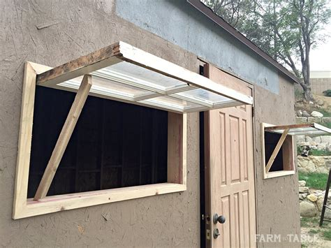 converting our shed into a chicken coop part 1